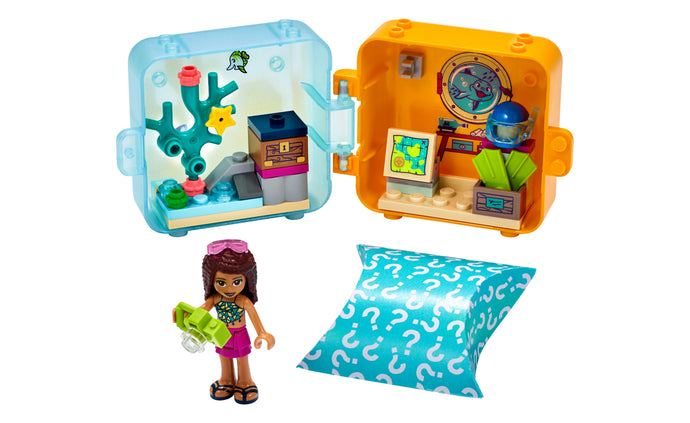 41410 | LEGO® Friends Andrea's Summer Play Cube