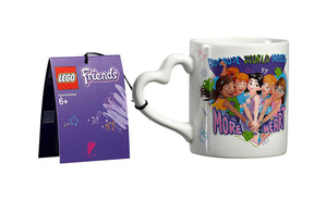 853891 | LEGO® Friends Ceramic Mug