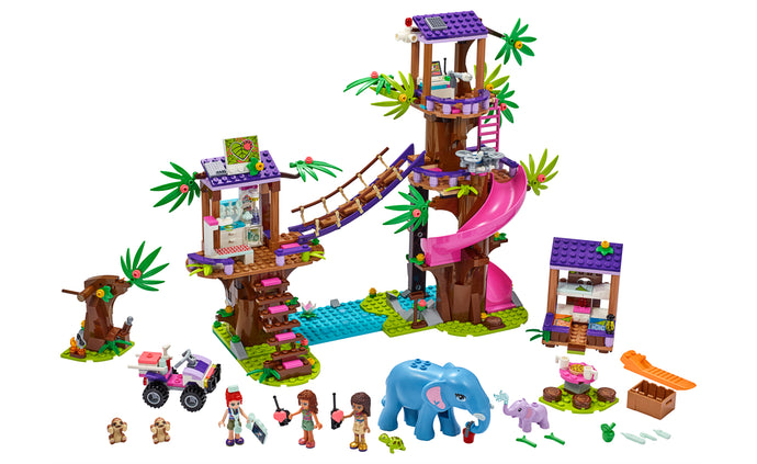 41424 | LEGO® Friends Jungle Rescue Base