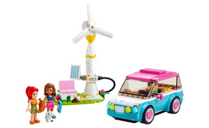 41443 | LEGO® Friends Olivia's Electric Car