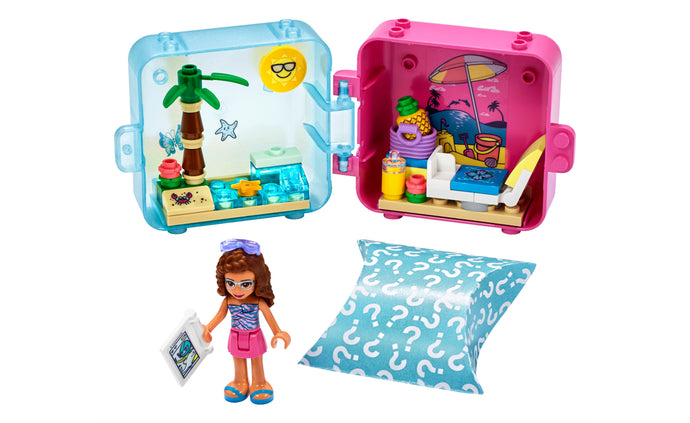 41412 | LEGO® Friends Olivia's Summer Play Cube