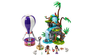 41423 | LEGO® Friends Tiger Hot Air Balloon Jungle Rescue
