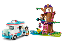 41445 | LEGO® Friends Vet Clinic Ambulance
