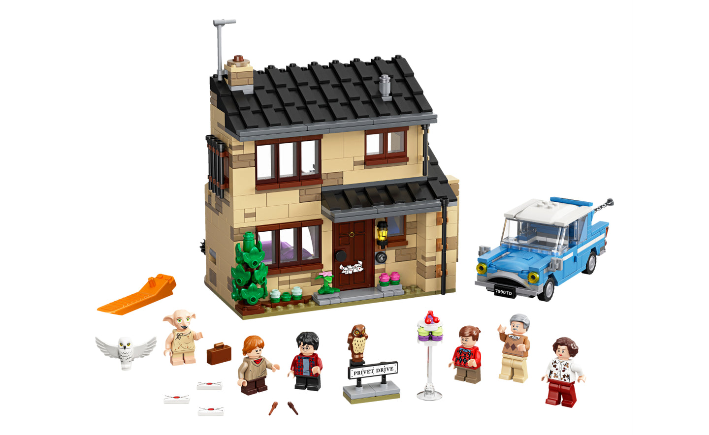 75968 | LEGO® Harry Potter™ 4 Privet Drive