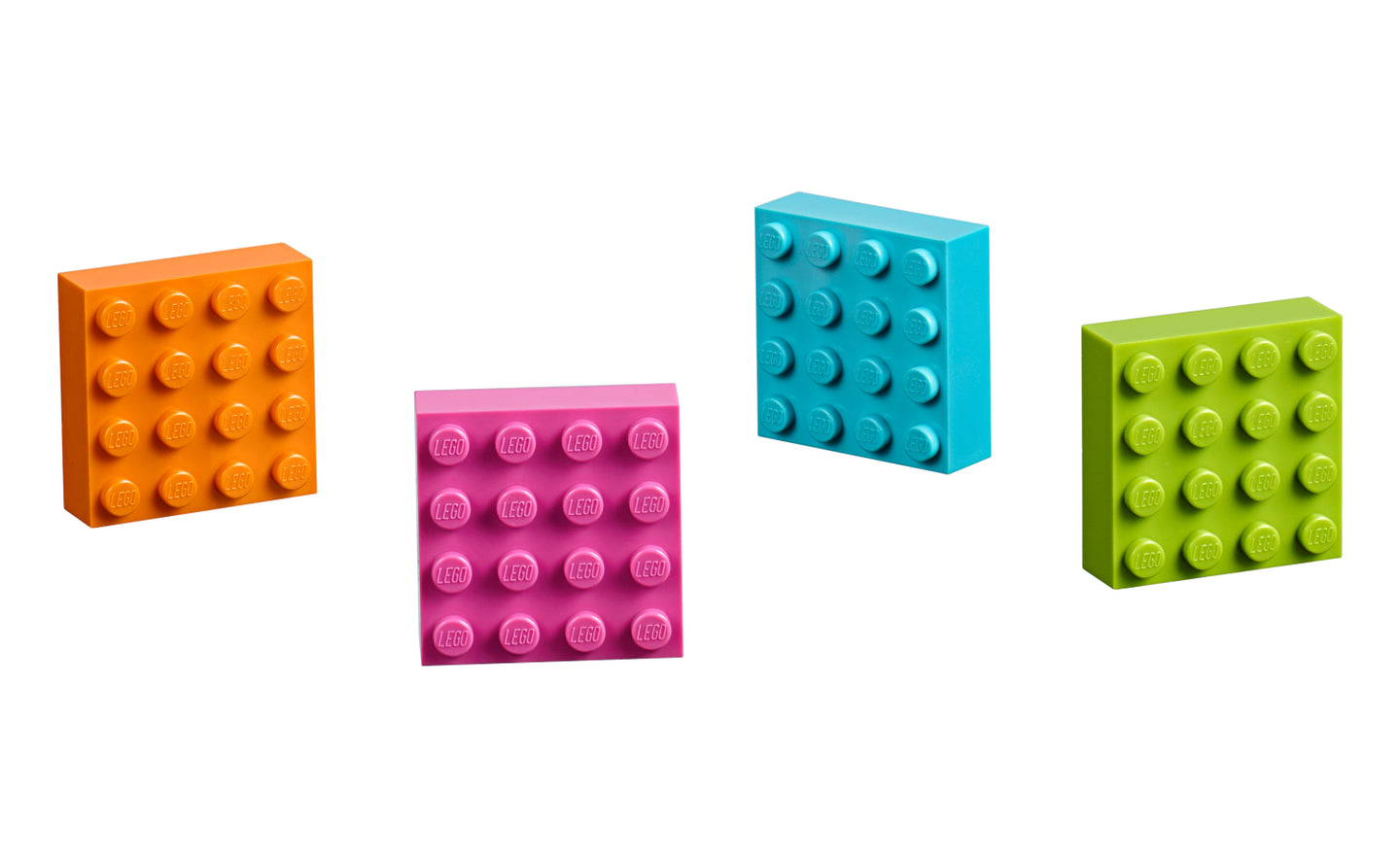 853900 | LEGO® 4x4 Brick Magnets