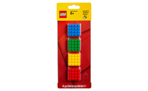 853915 | LEGO® 4x4 Brick Magnets Classic
