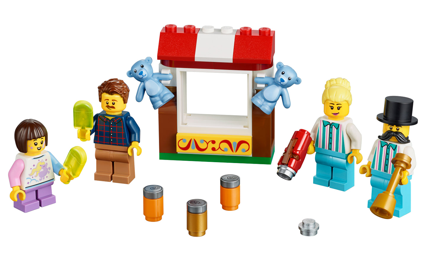 40373 | LEGO® Iconic Fairground MF Acc. Set