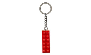 LEGO® Iconic Lego 2x6 Key Chain