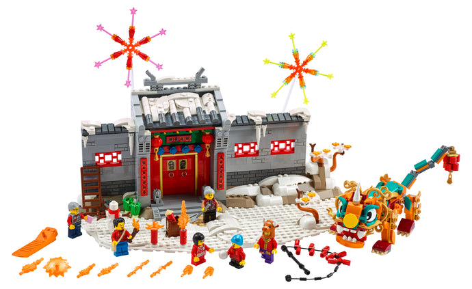 80106 | LEGO® The Story of Nian