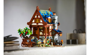 21325 | LEGO® Ideas Medieval Blacksmith