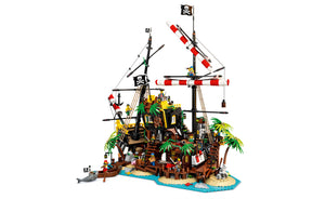 21322 | LEGO® Ideas Pirates of Barracuda Bay