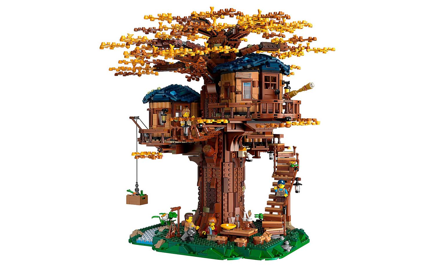 21318 Lego Ideas Tree House Lego Certified Stores