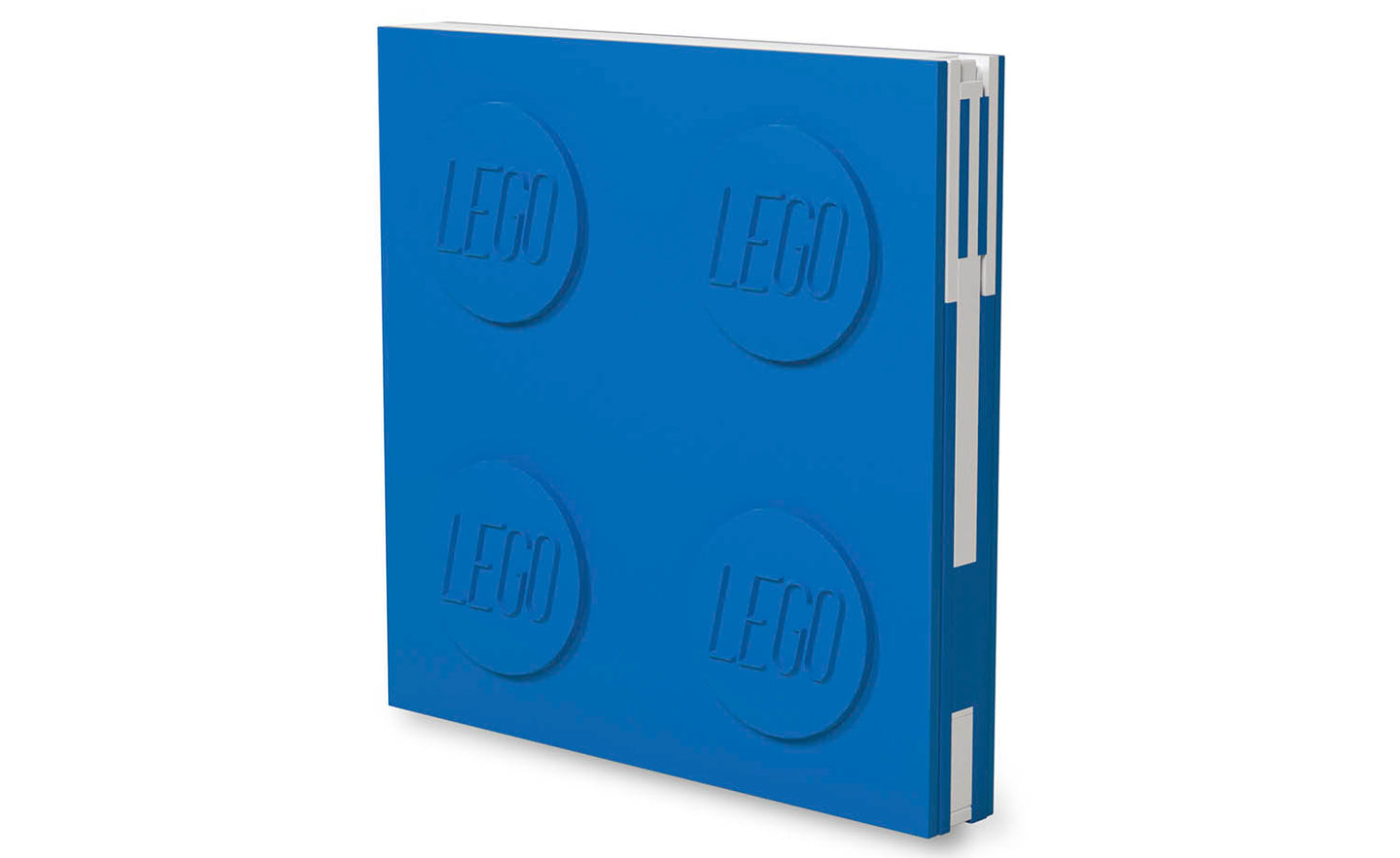 IQ52257 | LEGO® Locking Notebook with Gel Pen - Blue