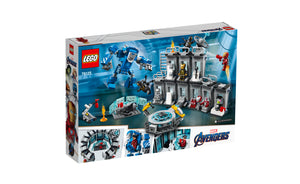 76125 | LEGO® Marvel Super Heroes Iron Man Hall of Armor