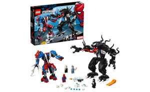 LEGO® Marvel Super Heroes Spider Mech vs Venom