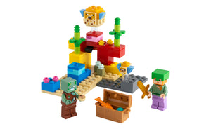 21164 | LEGO® Minecraft™ The Coral Reef
