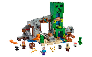 21155 | LEGO® Minecraft™ The Creeper™ Mine