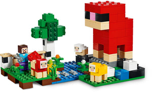 21153 | LEGO® Minecraft™ The Wool Farm