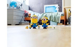 75551 | LEGO® Minions Brick-built Minions and their Lair