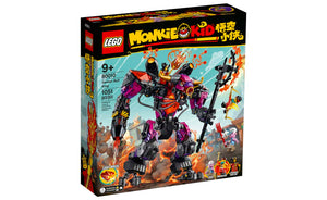 80010 | LEGO® Monkie Kid™ Demon Bull King