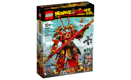 80012 | LEGO® Monkie Kid™ Monkey King Warrior Mech