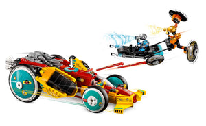 80015 | LEGO® Monkie Kid™: Monkie Kid's Cloud Roadster