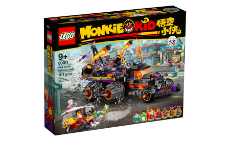 80011 | LEGO® Monkie Kid™ Red Son's Inferno Truck