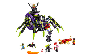 80022 | LEGO® Monkie Kid™ Spider Queen's Arachnoid Base