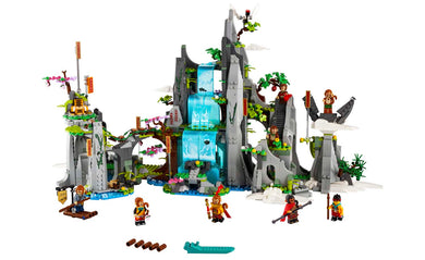 80024 | LEGO® Monkie Kid™ The Legendary Flower Fruit Mountain