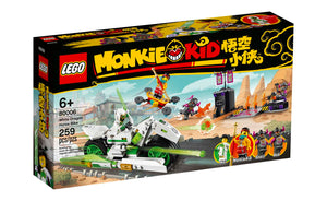 80006 | LEGO® Monkie Kid™ White Dragon Horse Bike