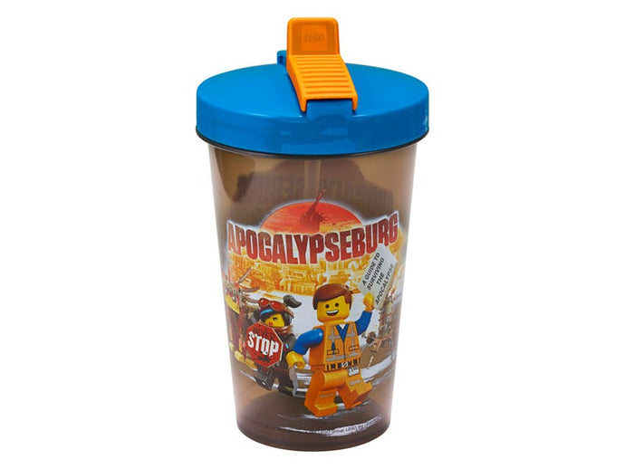853876 | THE LEGO® MOVIE 2™ TLM2 Tumbler with Straw