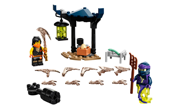 71733 | LEGO® NINJAGO® Epic Battle Set - Cole vs. Ghost Warrior