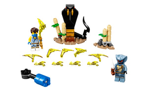71732 | LEGO® NINJAGO® Epic Battle Set - Jay vs. Serpentine