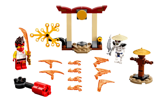 71730 | LEGO® NINJAGO® Epic Battle Set - Kai vs. Skulkin