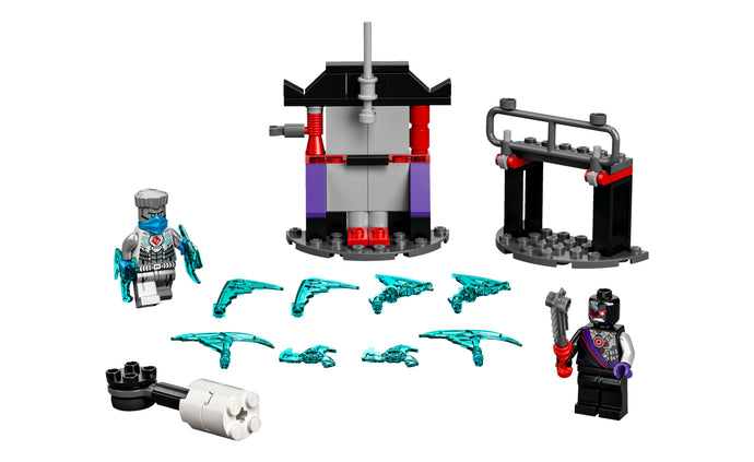 71731 | LEGO® NINJAGO® Epic Battle Set - Zane vs. Nindroid