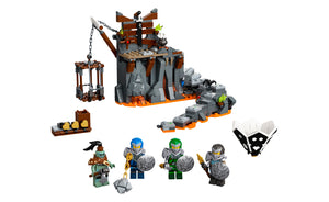 71717 | LEGO® NINJAGO® Journey to the Skull Dungeons