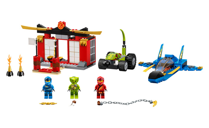 71703 | LEGO® NINJAGO® Legacy Storm Fighter Battle