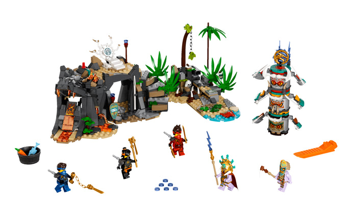 71747 | LEGO® NINJAGO® The Keepers' Village