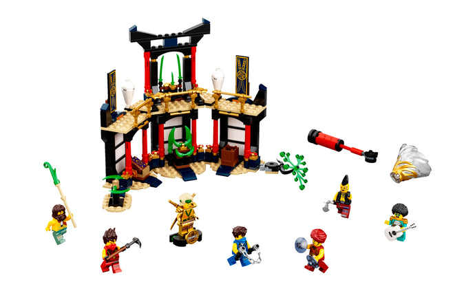 71735 | LEGO® NINJAGO® Tournament of Elements