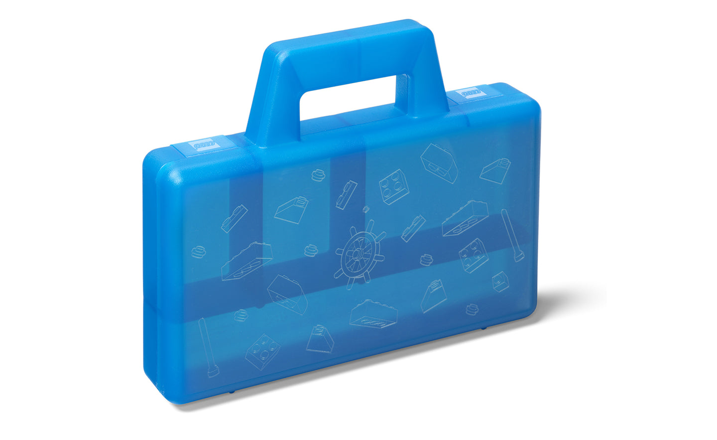 70002 | LEGO® Sorting Box To Go - Blue
