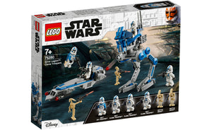 75280 | LEGO® Star Wars™ 501st Legion™ Clone Troopers