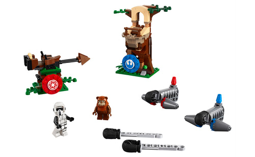 75238 | LEGO® Star Wars™ Action Battle Endor Assault