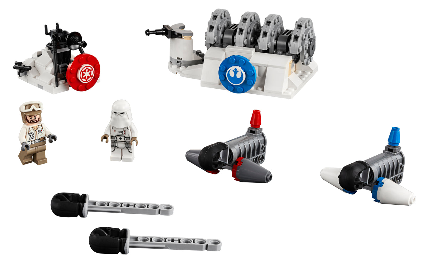 75239 | LEGO® Star Wars™ Action Battle Hoth Generator Attack