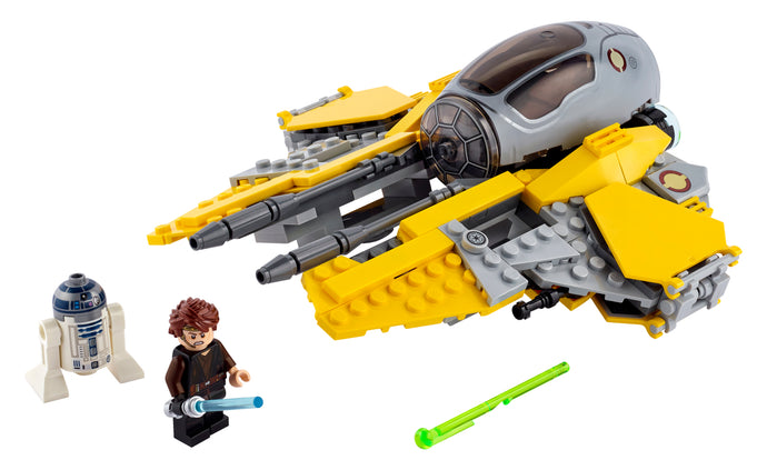 75281 | LEGO® Star Wars™ Anakin's Jedi™ Interceptor