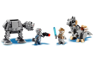 75298 | LEGO® Star Wars™ AT-AT™ vs. Tauntaun™ Microfighters