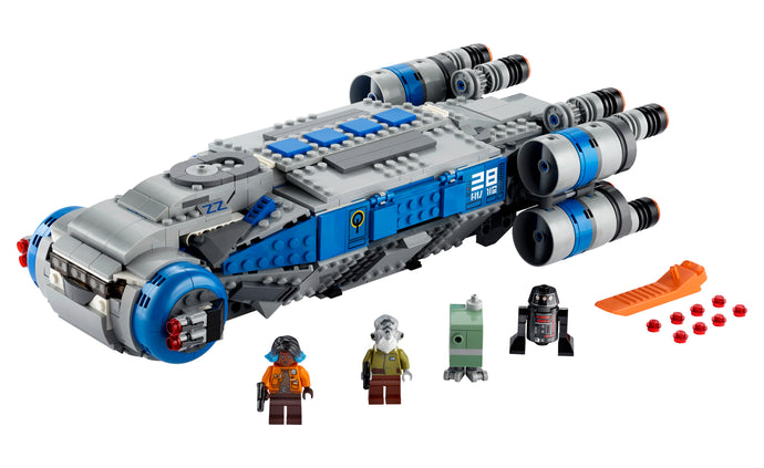 75293 | LEGO® Star Wars™ Resistance I-TS Transport