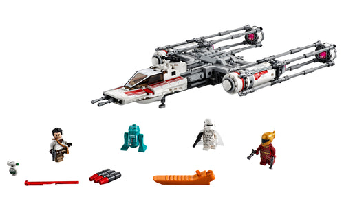 75249 | LEGO® Star Wars™ Resistance Y-Wing Starfighter