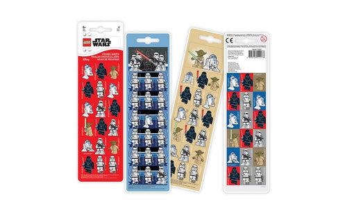 IQ52227 | LEGO® Star Wars™ Sticker Sheets (4 Sheets)