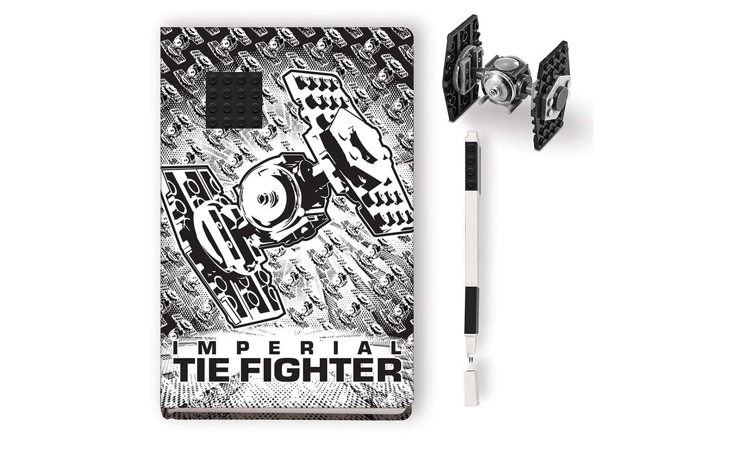 IQ52510 | LEGO® Star Wars™ Star Wars TIE Fighter w/Notebook & Pen