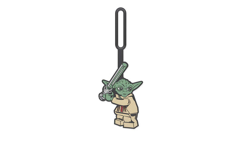IQ52222 | LEGO® Star Wars™ Yoda Bag Tag